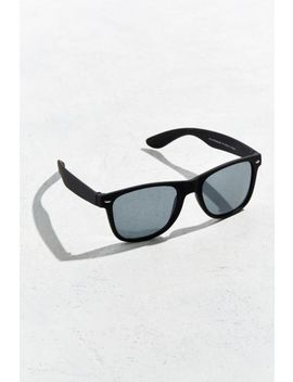 Squared Matte Sunglasses by Urban Outfitters