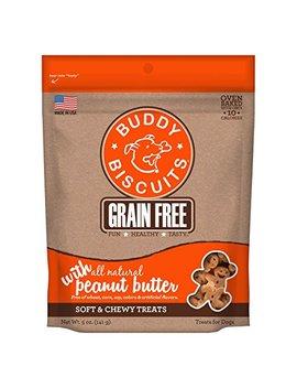 Buddy Grain Free Soft And Chewy Dog Treats by Buddy