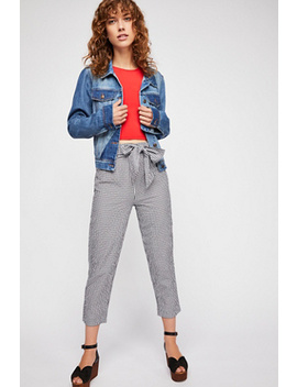 West Side Tie Pants by Free People