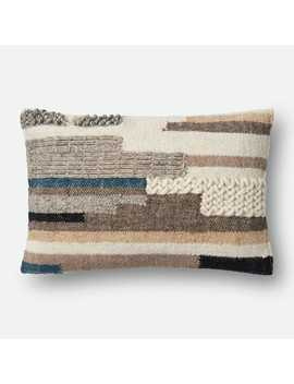 Magnolia Home Jonathon Lumbar Pillow by Magnolia Home By Joanna Gaines Collection