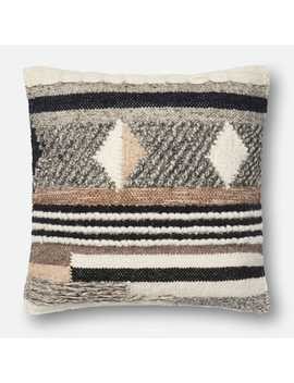 Magnolia Home Shannon Pillow by Magnolia Home By Joanna Gaines Collection
