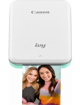 Ivy Mini Photo Printer   Mint Green by Canon