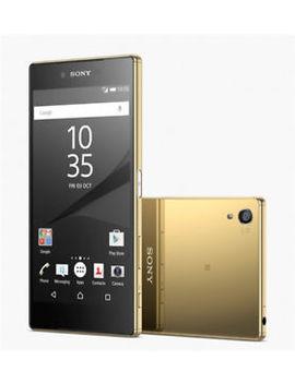 Gold   Unlocked Sony Ericssion Xperia Z5 E6653  23 Mp 32 Gb 3 G/4 G Lte Smartphone by Sony Ericssion