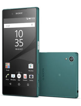 "Unlocked Smartphone Sony Ericsson Xperia Z5 E6653 4 G Lte Gps 32 Gb 5.2""   Green by Sony Ericsson"
