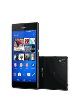 """3100m Ah 5.2"""" Sony Xperia Z3 D6603 4 G Android Refurbished Smartphone 3+16 G 20.7 Mp by Sony"""