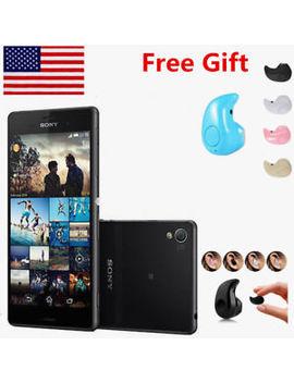 """Original Unlocked Sony Xperia Z3 D6603 16 Gb 5.2"""" 20.7 Mp Gps Free Gift Headest by Sony"""