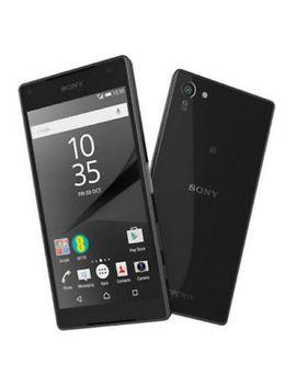 Unlocked Sony Ericsson Xperia Z5 Compact E5823 3 G 4 G Nfc 32 Gb Smartphone   Black by Sony