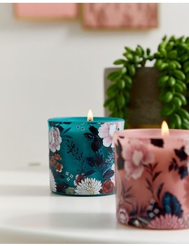 Typo Floral Candles 2 Pack by Typo