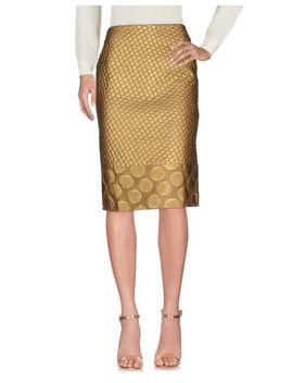 Richard Nicoll Knee Length Skirt   Skirts D by Richard Nicoll