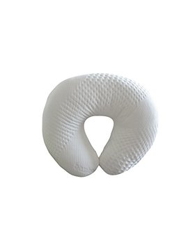 Comfortable Bamboo White Nursing Pillow For Mom And Baby By All American Collection, New Portable, Soft And Light by Bamboo