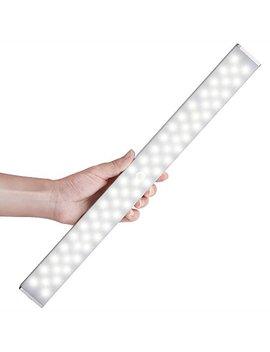 Led Closet Light , Newest Version Rechargeable 62 Led Motion Sensor Closet Light Wireless Under Cabinet Light For Closet , Cabinet , Wardrobe , 2 Sensor Mode ( Motion Sensor , Motion & Light Sensor ) by Lofter
