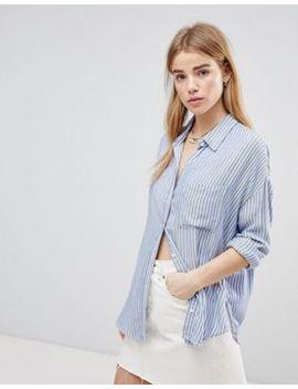 Hollister Stripe Shirt by Hollister