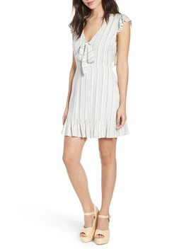 Kiara Stripe Minidress by Lost + Wander