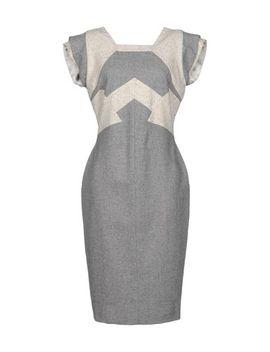 Antonio Berardi Knee Length Dress   Dresses D by Antonio Berardi
