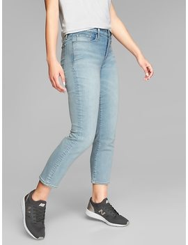 Sculptek Slim Straight Jean Agate Wash by Athleta