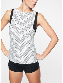 Chevron Rashguard by Athleta