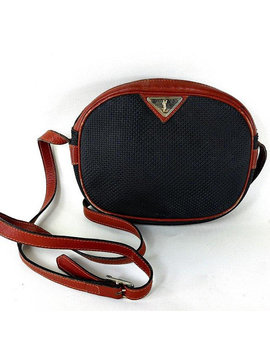 Yves Saint Laurent Bag Vintage Bag Ysl Bag by Etsy
