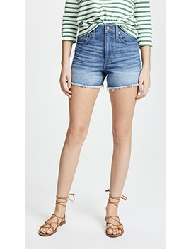 The Perfect Jean Shorts by Madewell