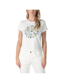Daisy Crazed Baby Tee by Vans