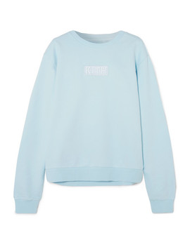 Crosby Cotton Fleece Sweatshirt by Kith