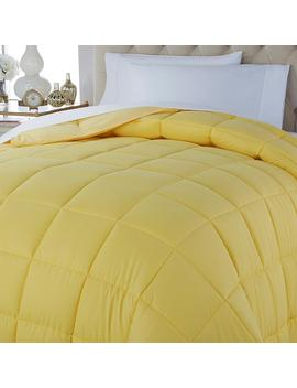 Concierge Collection Reversible Down Alternative Comforter by Concierge Collection