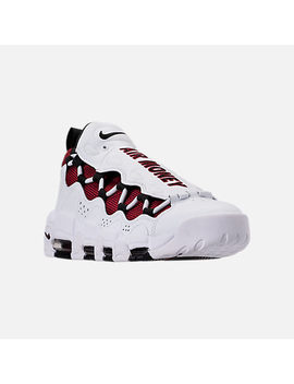 Men's Nike Air More Money Basketball Shoes by Nike