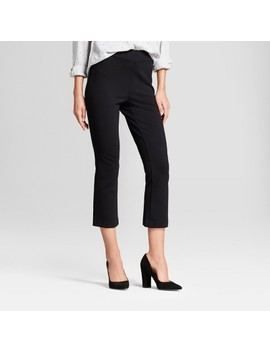 Women's Kick Flare Ponte Pants   A New Day™ by A New Day™