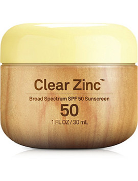 Clear Zinc Spf 50 by Sun Bum