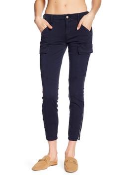 Mid Rise Houlihan Skinny Cargo Pants by J Brand