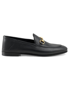 Brixton Horsebit Loafershome Women Shoes Loafers by Gucci