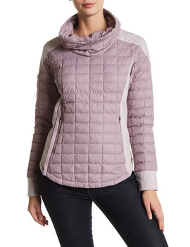 Thermoball Quilted Pullover by The North Face