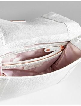 Ted Baker Soft Grain Leather Shoulder Bag by Ted Baker