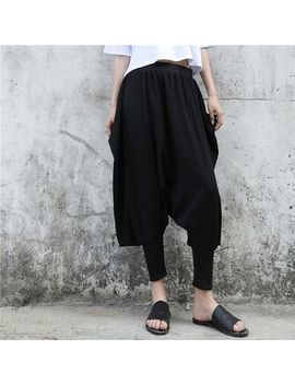 Low Crotch Harem Pants by Sonne