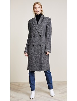 Deconstructed Overcoat by Helmut Lang