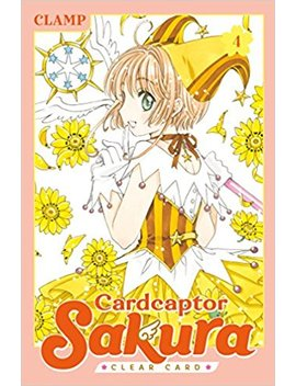 Cardcaptor Sakura: Clear Card 4 by Clamp