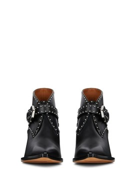 Elegant Studs Pointy Toe Boot by Givenchy