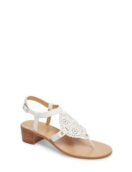 Gretchen Block Heel Sandal by Jack Rogers