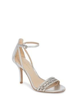 Karmina Embellished Sandal by Pelle Moda