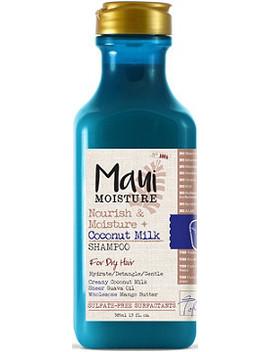 Nourish &Amp; Moisture + Coconut Milk Shampoo by Maui Moisture