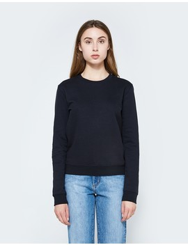 Crew Neck Sweatshirt In Navy by Need Supply Co.