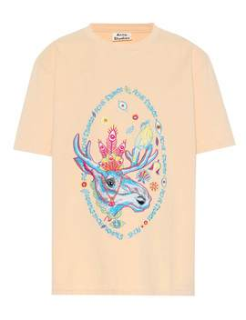 Bemabe Rave Moose T Shirt by Acne Studios