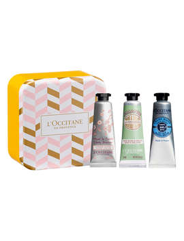 L'occitane Petite Hand Cream Trio Set by L'occitane