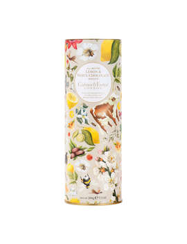 Crabtree & Evelyn Lemon & White Chocolate Biscuits, 200g by Crabtree & Evelyn