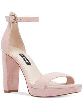 Dempsey Platform Sandals by Nine West