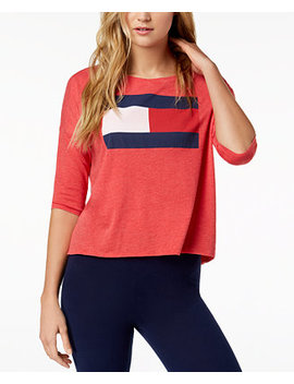 Logo Top, Created For Macy's by Tommy Hilfiger Sport