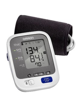 Omron 7 Series Upper Arm Blood Pressure Monitor With Cuff   Fits Standard And Large Arms by Omron