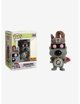 Funko Disney Doug Pop! Quaildog Vinyl Figure Hot Topic Exclusive by Hot Topic