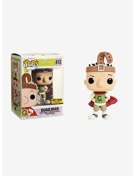 Funko Disney Doug Pop! Quailman Vinyl Figure Hot Topic Exclusive by Hot Topic