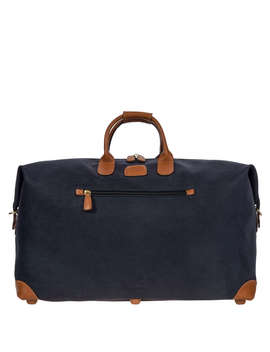 Bric's Life Clipper Medium Holdall, Blue by Bric's