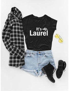 It's Laurel Shirt, Funny Yanny Or Laurel T Shirt, Team Laurel Tshirt, Is It Laurel Or Yanny Tee, Womens Top Unisex Shirt, Laurel Sweatshirt by Etsy